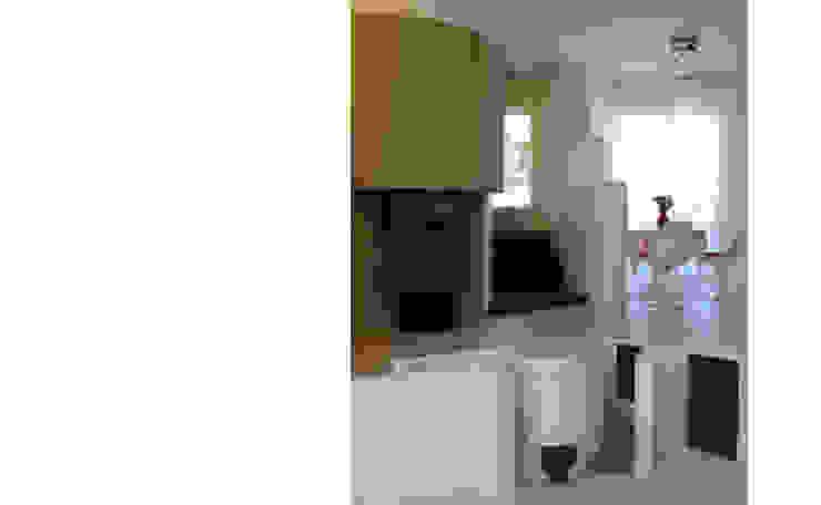 appartamento A Case in stile scandinavo di Alessandra Meacci Architetto Scandinavo