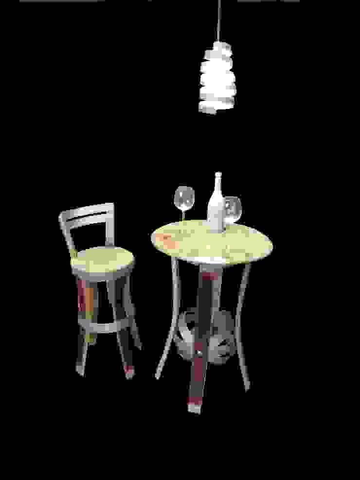 Douelledereve / Eco design construction Wine cellar