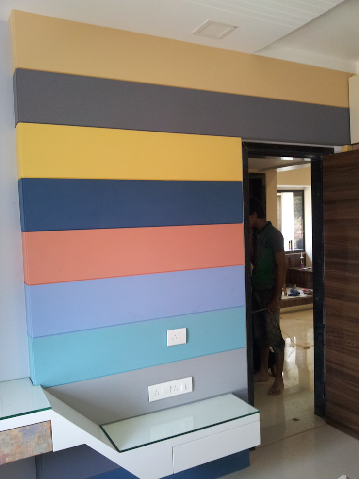 Kid's Room Modern style bedroom by one3designer_2005 Modern