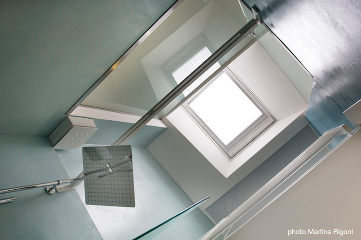 doccia Bagno minimalista di moovdesign Minimalista