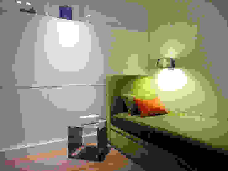 habitación de invitados de Javier Sol Moderno