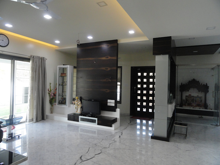 living area by Rd's design center