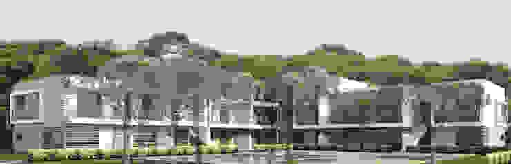 VILLAGGIO IN PINETA Case di Studio di Progettazione e Grafica Giorgio Da Villa