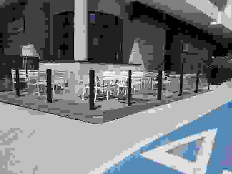 Terazza Balcones y terrazas de Bruno Horn