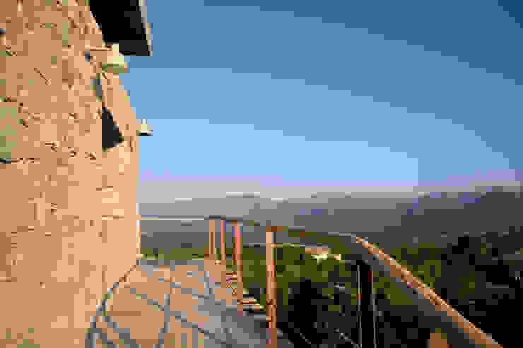 Casas  por Vezzoni Associés, Mediterrânico