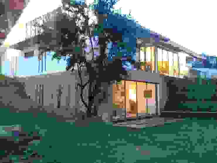 Vista al cuarto de juegos Casas rústicas de CESAR MONCADA SALAZAR (L2M ARQUITECTOS S DE RL DE CV) Rústico