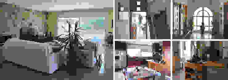 Vivienda unifamiliar aislada Casas de estilo moderno de jjdelgado arquitectura Moderno
