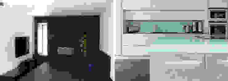 Vivienda en una planta Casas de estilo minimalista de jjdelgado arquitectura Minimalista