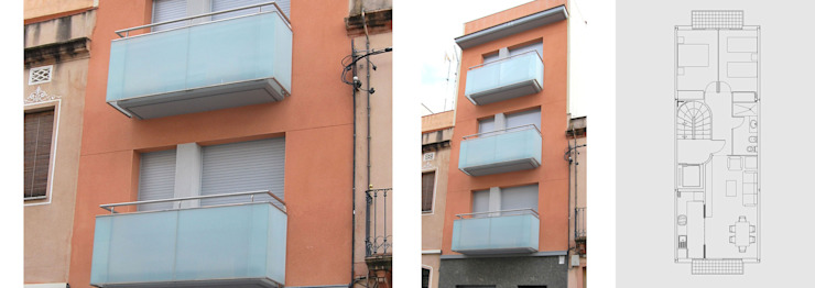 jjdelgado arquitectura Maisons modernes