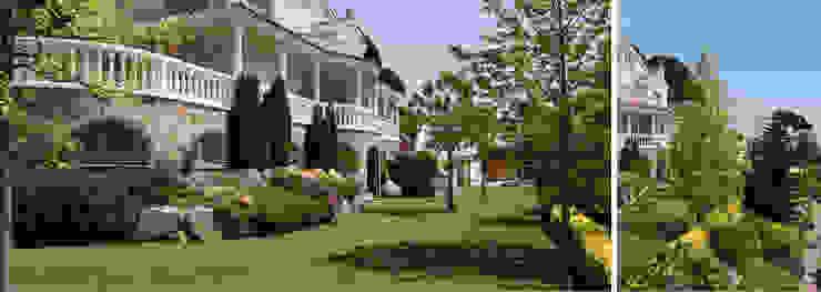 jjdelgado arquitectura Mediterrane Häuser