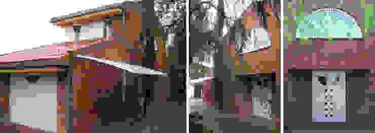 Vivienda unifamiliar aislada Casas de estilo mediterráneo de jjdelgado arquitectura Mediterráneo