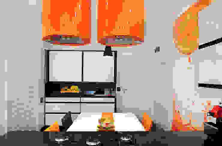 وحدات مطبخ تنفيذ Adriana Scartaris: Design e Interiores em São Paulo, حداثي