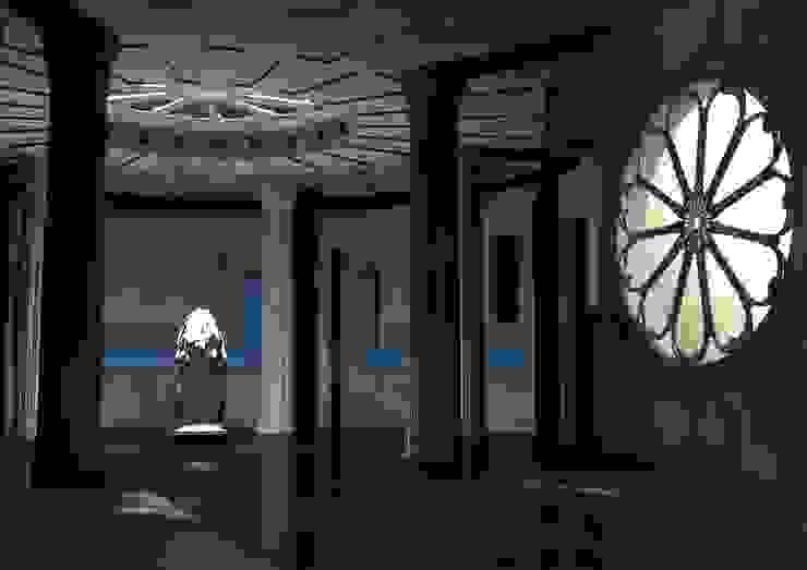 Hammam Senses Hotel in stile mediterraneo di Masi Interior Design di Masiero Matteo Mediterraneo
