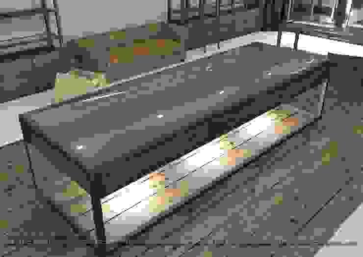 Masi Interior Design di Masiero Matteo Espaços comerciais escandinavos