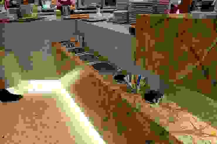 Eis cafè Milano Centri commerciali di Masi Interior Design di Masiero Matteo
