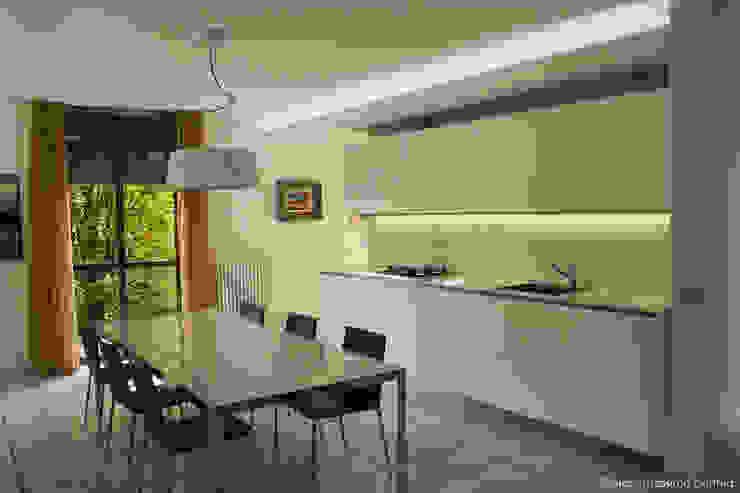 Kitchen by Arch. Massimo Bertola