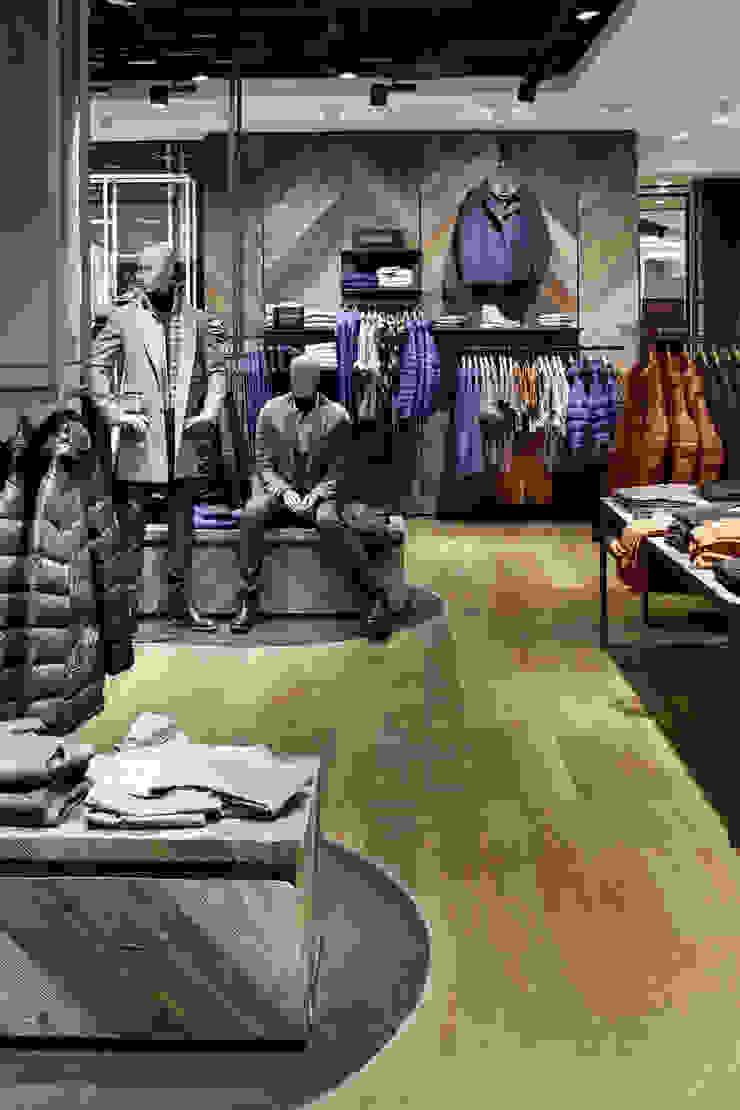 Modehaus Garhammer Moderne Ladenflächen von Dieterle & Partner Modern