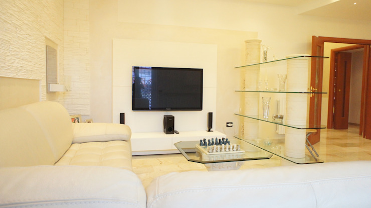 Appartamento privato Case moderne di Studio Stefano Pediconi Moderno