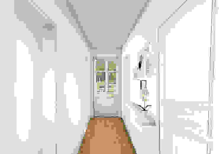 Redonner du cachet à une maison de maître par Camille&Tifany