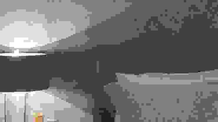 ESS 04 Dormitorios rústicos de NIVEL TRES ARQUITECTURA Rústico