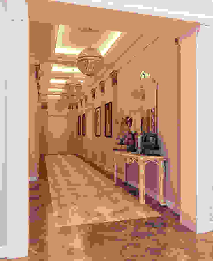 Мини-Гостиница Гостиная в классическом стиле от Котова Ольга Классический