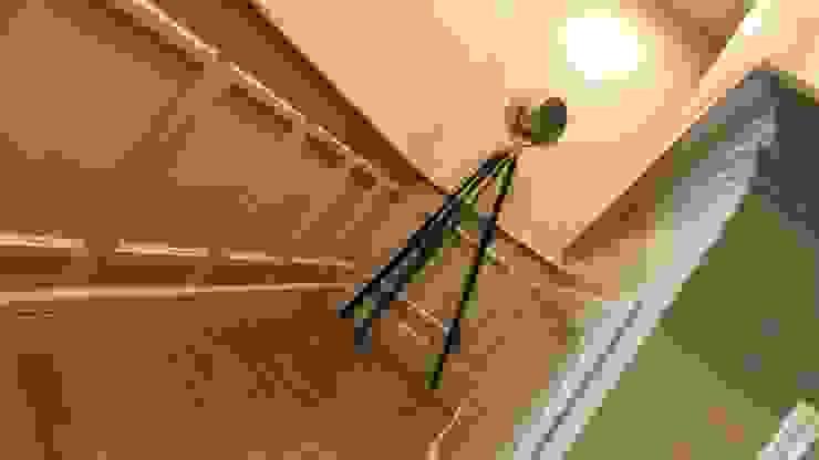 HCH 10 Pasillos, vestíbulos y escaleras clásicas de NIVEL TRES ARQUITECTURA Clásico