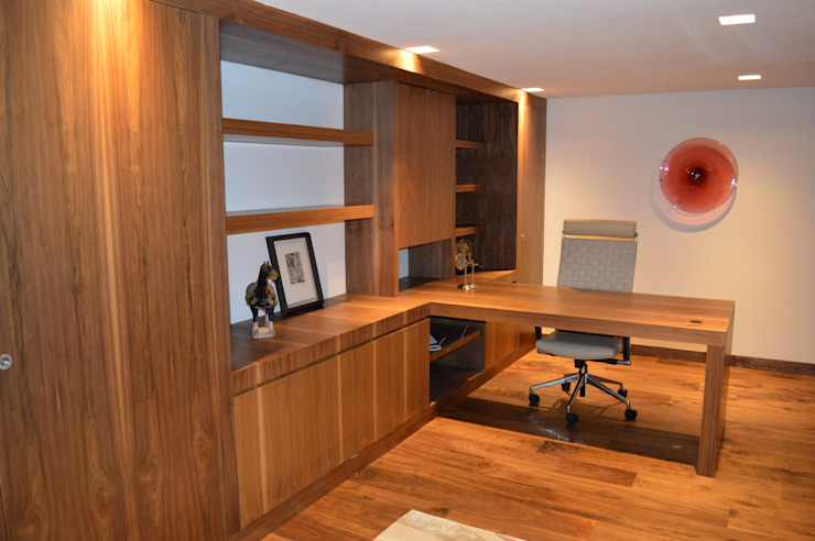 Study/office by Revah Arqs, Modern