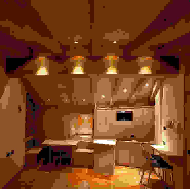 A mono Case moderne di BEARprogetti - Architetto Enrico Bellotti Moderno