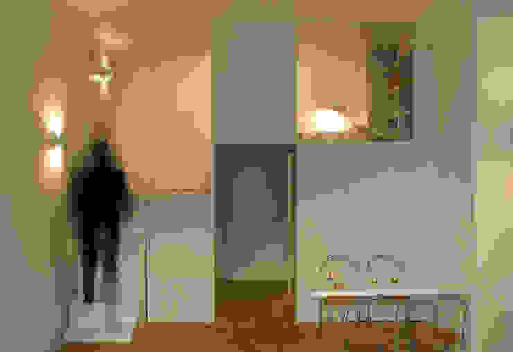 Loft DUQUE DE ALBA. Madrid Comedores de estilo minimalista de Beriot, Bernardini arquitectos Minimalista