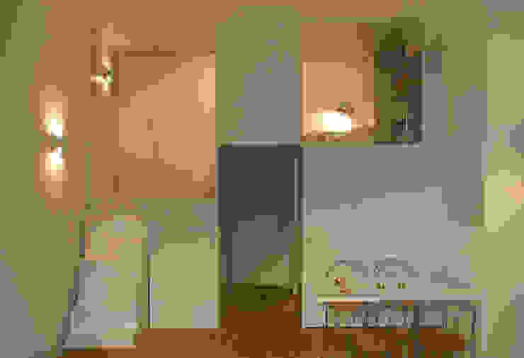 Salas de jantar minimalistas por Beriot, Bernardini arquitectos Minimalista