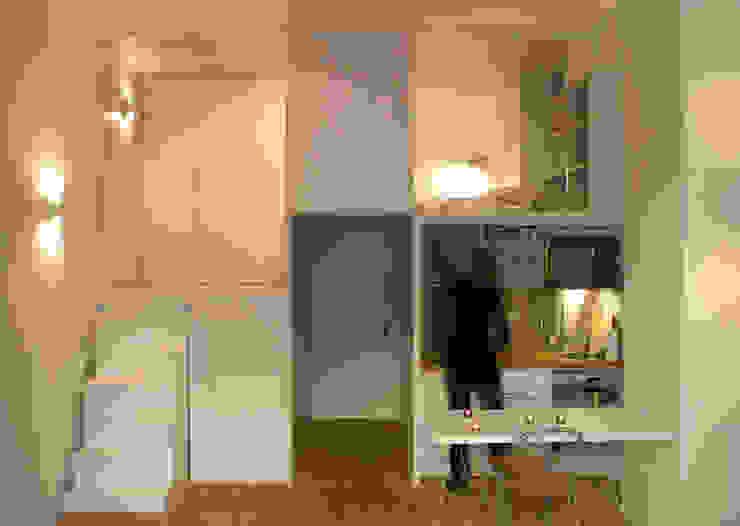 Loft DUQUE DE ALBA. Madrid Cocinas de estilo minimalista de Beriot, Bernardini arquitectos Minimalista