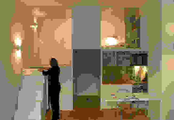 Cuisine minimaliste par Beriot, Bernardini arquitectos Minimaliste