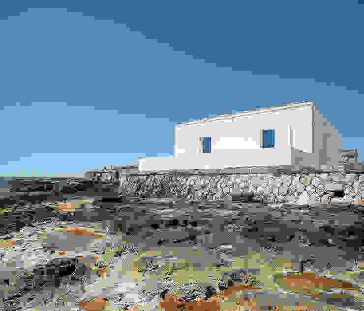 Casa EC Case in stile mediterraneo di Indice Creativo Mediterraneo
