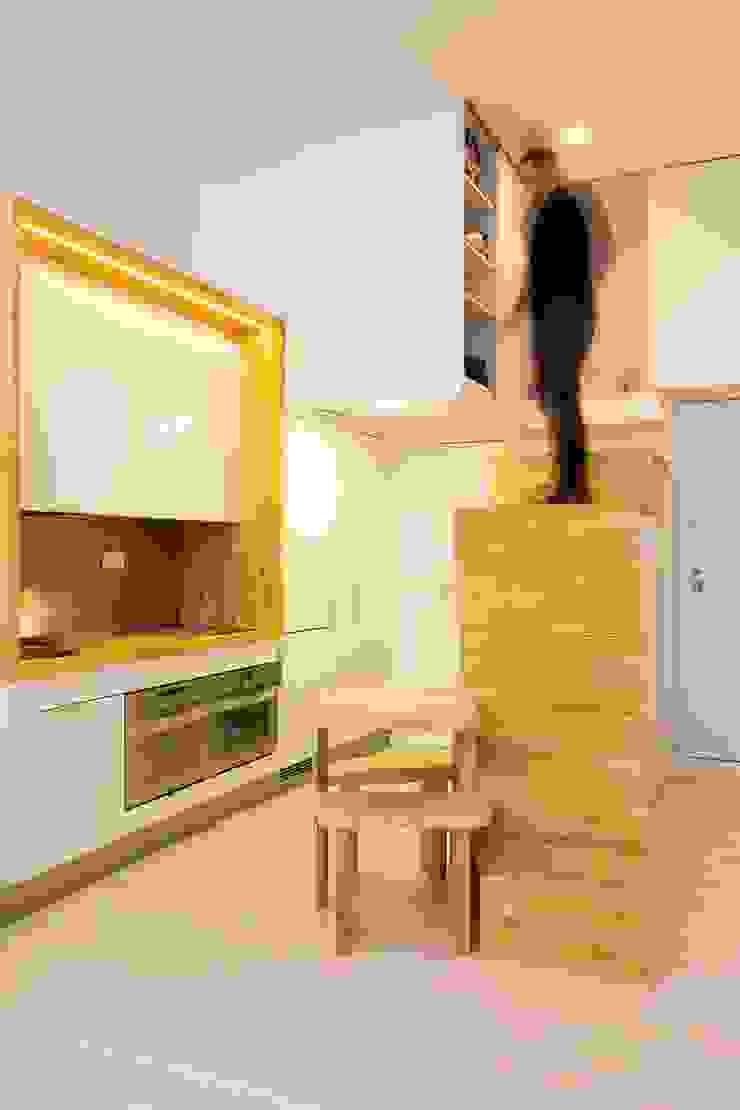 Beriot, Bernardini arquitectos Kitchen