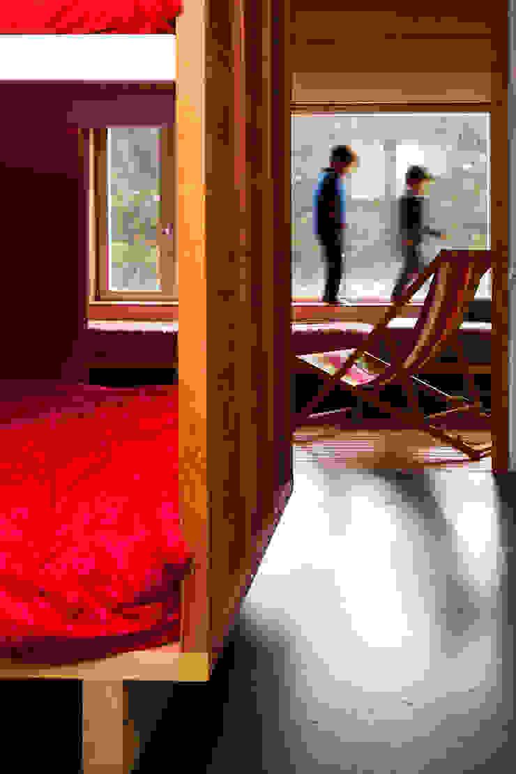 โดย Beriot, Bernardini arquitectos มินิมัล
