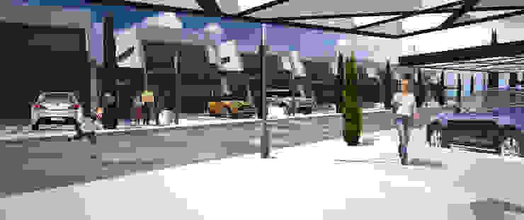 iHome de Carrillo arquitectos | Forma y Espacio Moderno