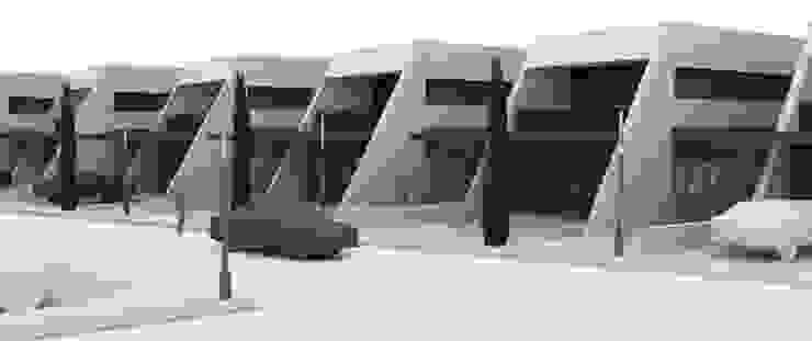 iHome Casas de estilo moderno de Carrillo arquitectos | Forma y Espacio Moderno