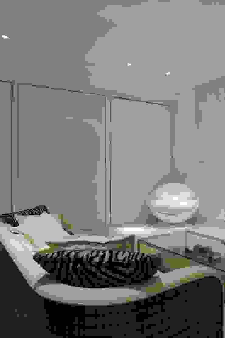 Casa Jardim São Bento Casas por Betty Birger Arquitetura & Design