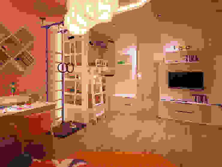 Chambre d'enfants 01 par Amber Design Méditerranéen