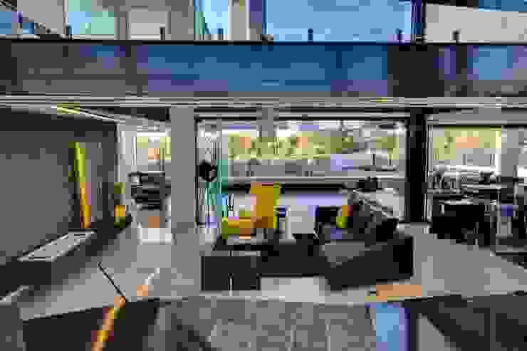 House Ber Moderne Häuser von Nico Van Der Meulen Architects Modern