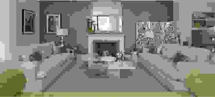 Living Room Casas modernas por Tereza Prego Design Moderno