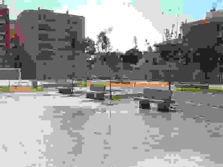 NUÑO ARQUITECTURA Modern Garden