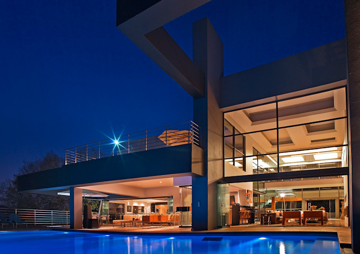 House Eccleston Nico Van Der Meulen Architects Modern houses