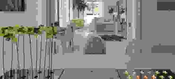 Dinning room Detail Casas modernas por Tereza Prego Design Moderno