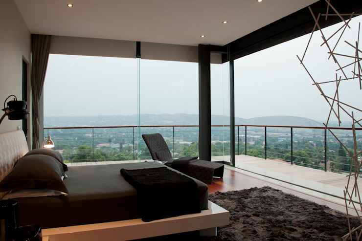 House Lam Nico Van Der Meulen Architects Modern Bedroom