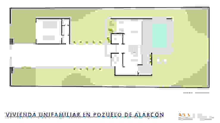 Arquitectos Madrid 2.0 Modern houses