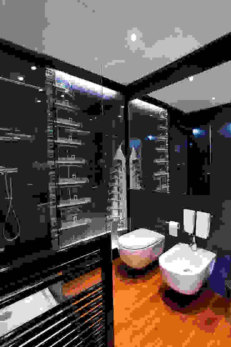 a Casas de banho modernas por Tereza Prego Design Moderno