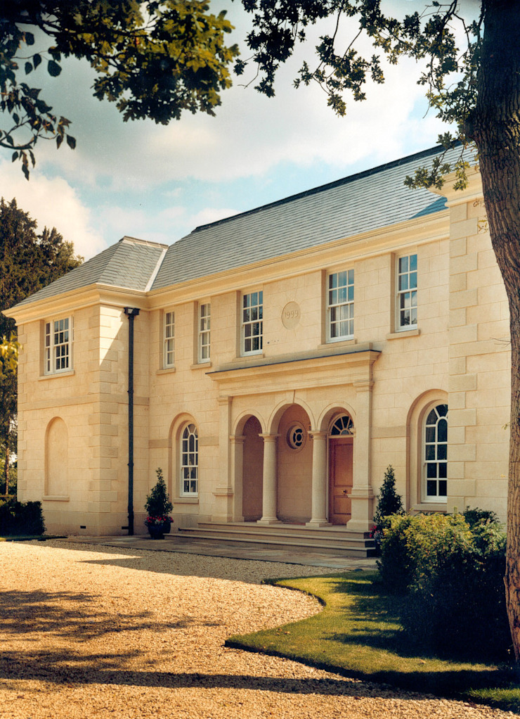 New Build Country House Classic style houses by GHK Architects Classic