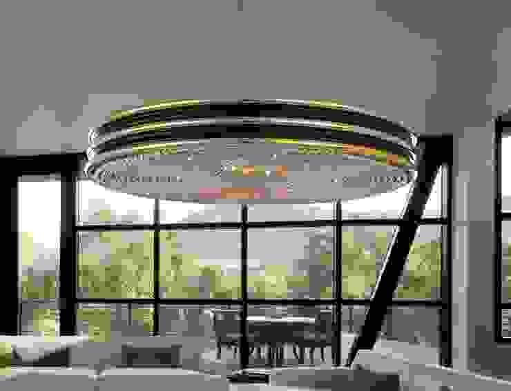 Euphoria | Candeeiro de teto :   por Castro Lighting ,Moderno