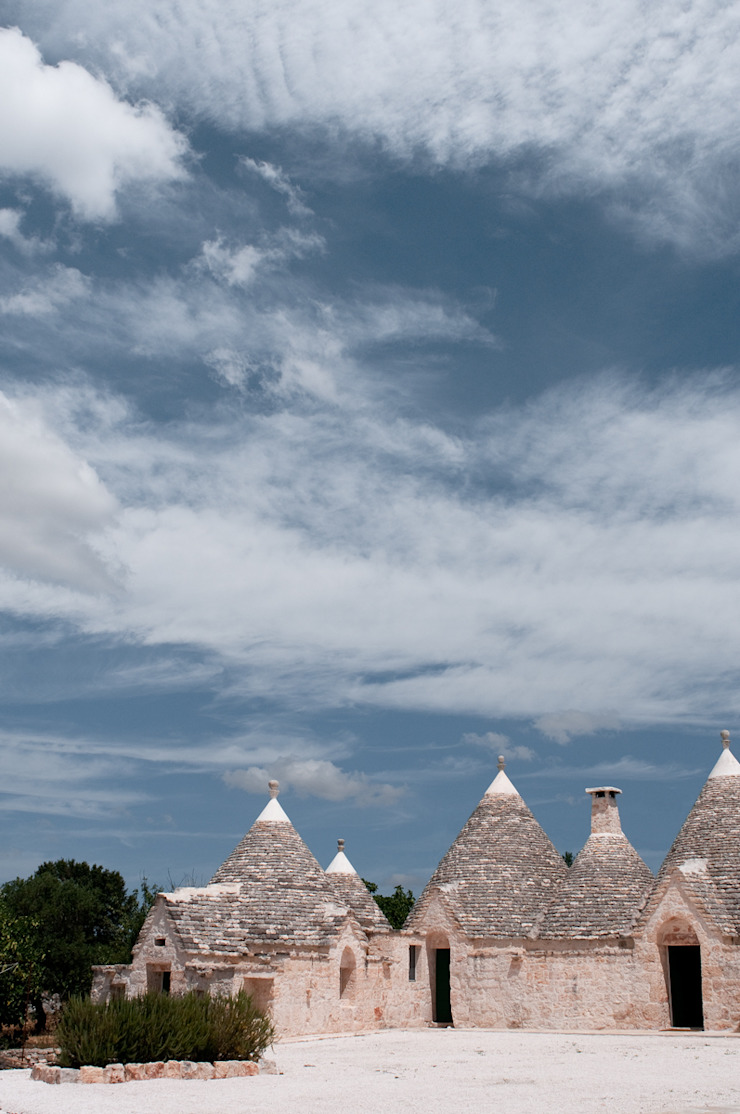 TRULLI (VALLE D'ITRIA, Patrimonio de la Humanidad UNESCO 1996). Espacios de Jofre Roca arquitectes